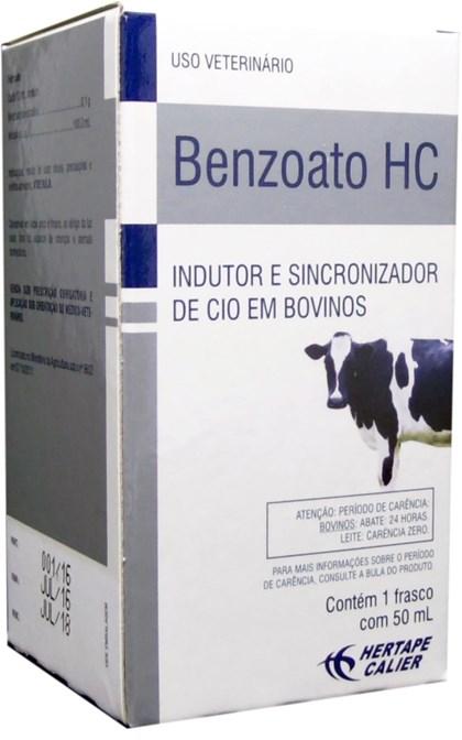 BENZOATO HC 50 ML - ESTRADIOL CEVA