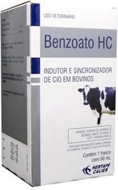 BENZOATO HC 50 ML - ESTRADIOL HERTAPE