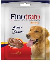 BIFINHO - FINO TRATO- 65 GRAMAS (SABOR CARNE)
