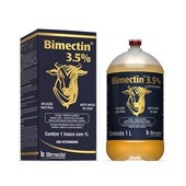 BIMECTIN IVERMECTINA 3,5% - 1000ML - BIMEDA