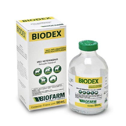 Biodex – Anti-Inflamatório – 50mL -  Biofarm
