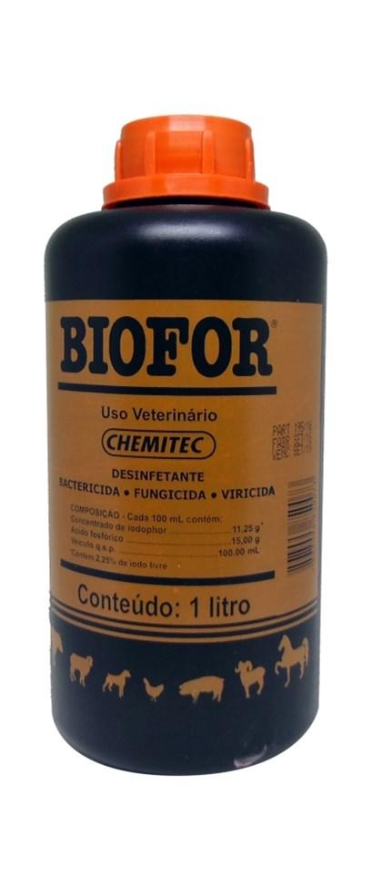 BIOFOR 1 LITRO - CHEMITEC