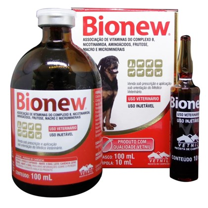 BIONEW 100 ML - VETNIL