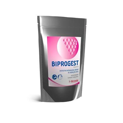 Biprogest - Progesterona - Pacote Com 10 Unidades - Bimeda