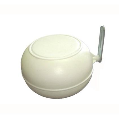 Bola de PVC – 200mm – Rosca 5/16 – para Boias – Inka