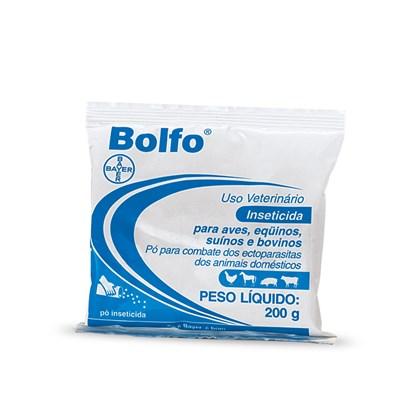 Bolfo – Inseticida em pó – 200 gramas - Elanco