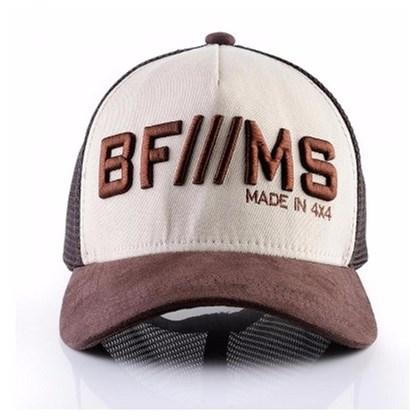 BONE MARROM COM CAMURCA - BF///MS