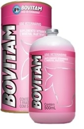 BOVITAM 500 ML - Dispec do Brasil