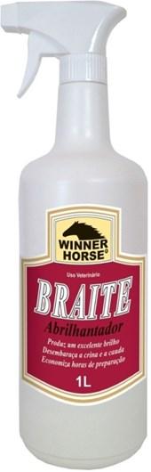 BRAITE ABRILHANTADOR 1 LT COM APLICADOR - WINNER HORSE