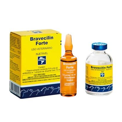 BRAVECILIN FORTE 6.000.000