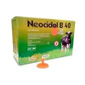 BRINCO MOSQUICIDA NEOCIDOL B-40 SACHÊ C/ 10 BRINCOS - VALlEE