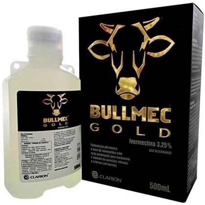BULLMEC GOLD 500 ML - IVERMECTINA 3,25% CLARION