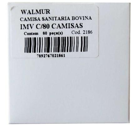 CAMISA SANITARIA CX 80 UNID