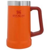 Caneca Térmica de Cerveja – 0,709L – Laranja -  Stanley