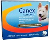 CANEX COMPOSTO - VERMÍFUGO ORAL PARA CÃES