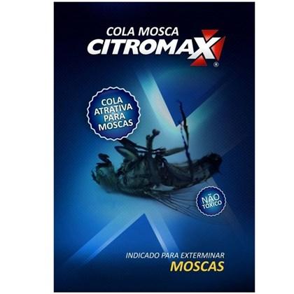 CARTELA COLA MOSCA - CITROMAX