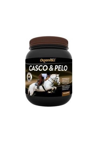 CASCO E PELO PO -   ORGANNACT
