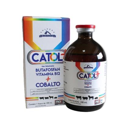 Catol + - Butafosfan, Vitamina B12 e Cobalto – 100ml – Noxon