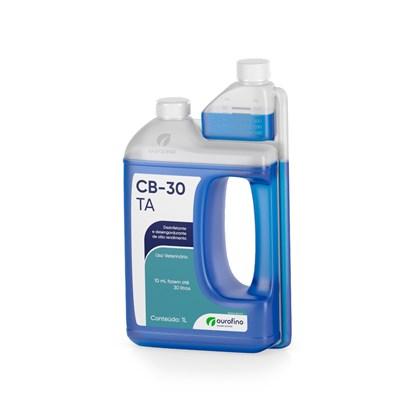 Cb 30 - Ta 30% - Desinfetante -1 litro - Ourofino