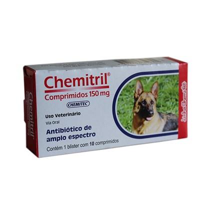 Chemitril – Antibiótico – Comprimidos 150 mg – Chemitec