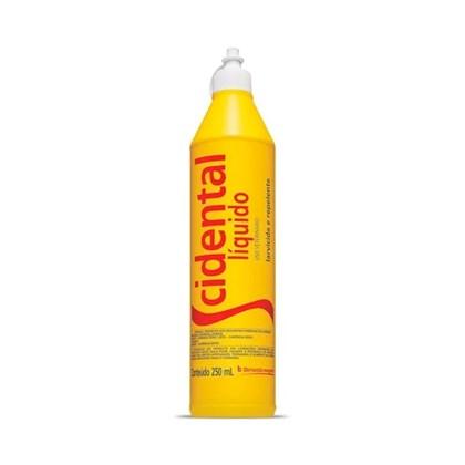 Cidental matabicheira líquido - 250ml - Caixa Com 24 unidades - Bimeda