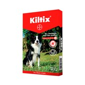 COLEIRA KILTIX MEDIA - ANTI CARRAPATO BAYER PET