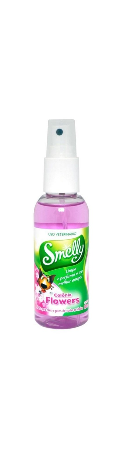 COLONIA SMELLY FLOWERS 120ml