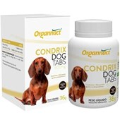 CONDRIX DOG TABS - 36G - 60 TABLETES - ORGANNACT