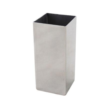 Copo para Tereré Inox Quadrado - 250ml