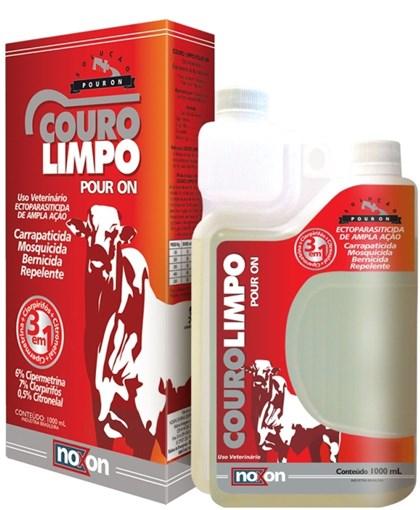 COURO LIMPO POUR ON 1 LITRO