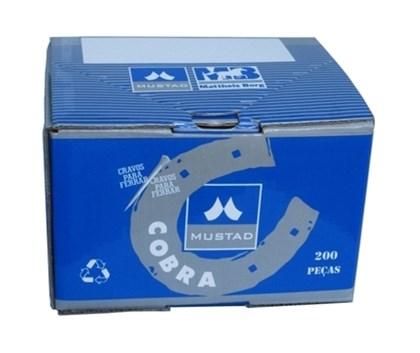 CRAVO P/ FERRADURAS - CH 4 1/2 - Caixa com 200 peças