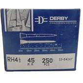 CRAVOS P/FERRADURAS - DERBY RH 4 1/2 ( 250 Unidades)