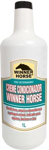CREME CONDICIONADOR 1 LITRO  -  WINNER HORSE
