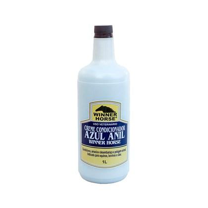 Creme Condicionador Azul Anil – 1 litros - Winner Horse