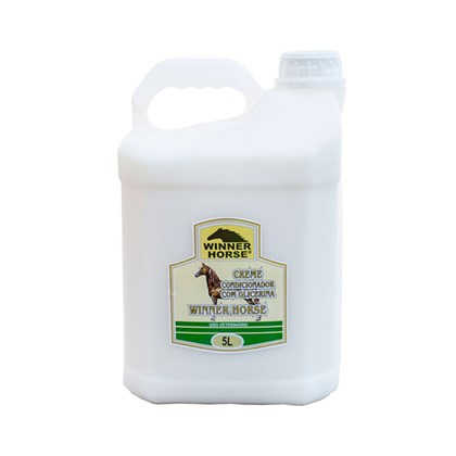 Creme Condicionador com Glicerina – 5 litros - Winner Horse