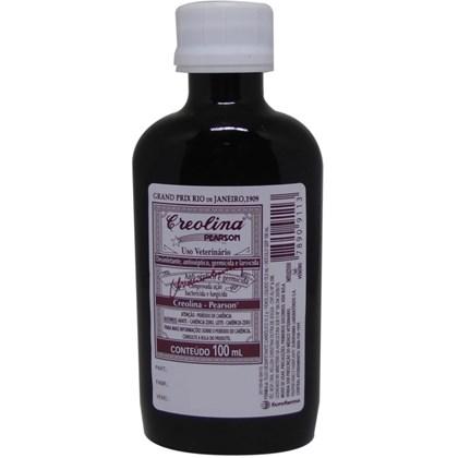 Creolina – Desinfetante e Germicida – 100ml-  Eurofarma