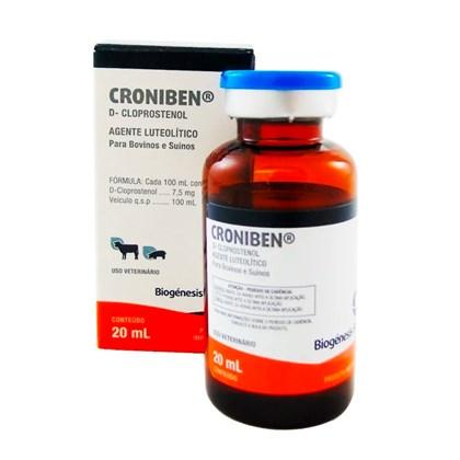 CRONIBEN - PROSTAGLANDINA - 20ML
