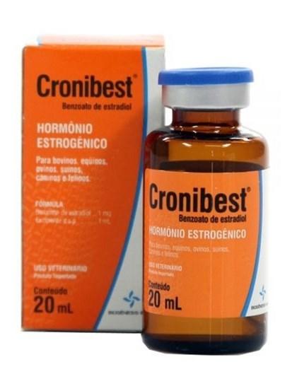CRONIBEST - ESTRADIOL - 20 ML