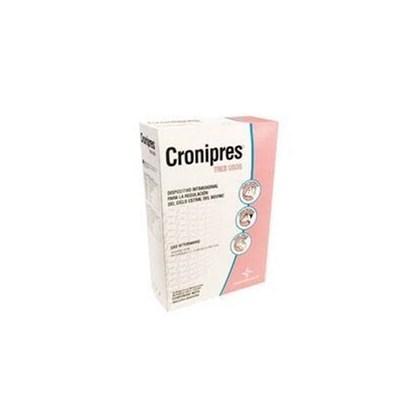 CRONIPRES CX COM 10 UNID.