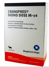 CRONIPRES MONODOSE - PACOTE COM 10 UNIDADES BIOGENESIS