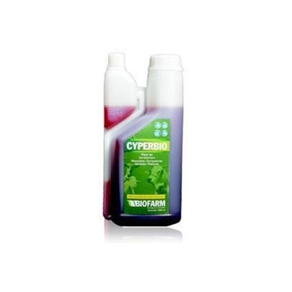 CYPERBIO POUR ON 1000ML - BIOFARM