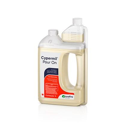 Cypermil Pour On – 1 Litro – Ouro Fino