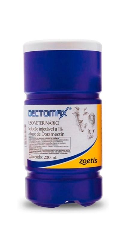 DECTOMAX 200 ML - DORAMECTIN 1% -  ZOETIS