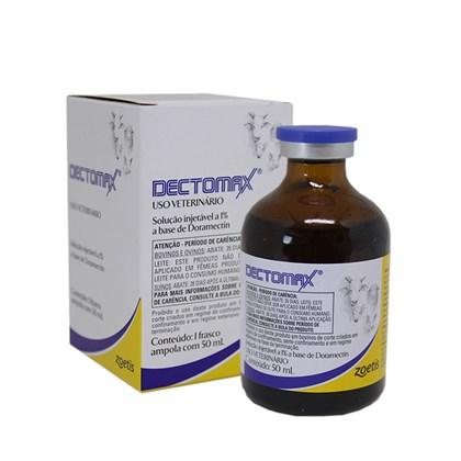 Dectomax - Antiparasita Injetável Doramectina – 50 mL - Zoetis