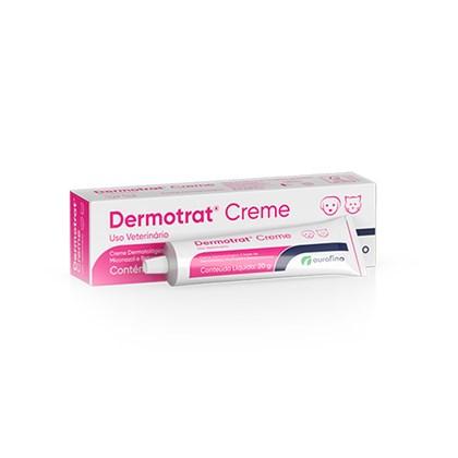 Dermotrat Creme – Bisnaga cm 20 g – Ourofino
