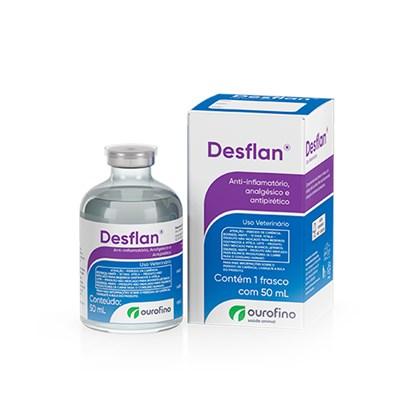 DESFLAN INJETAVEL 50 ML - OUROFINO
