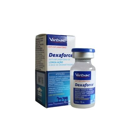 Dexaforce– Anti-inflamatório L.a – 10 Ml - Virbac