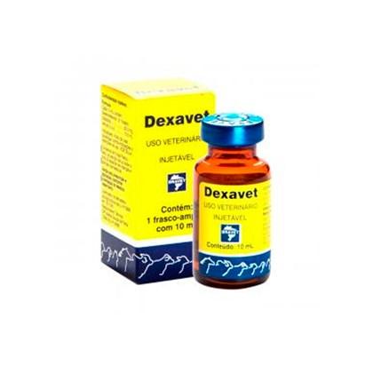 DEXAVET INJETÁVEL - 10 ML - BRAVET