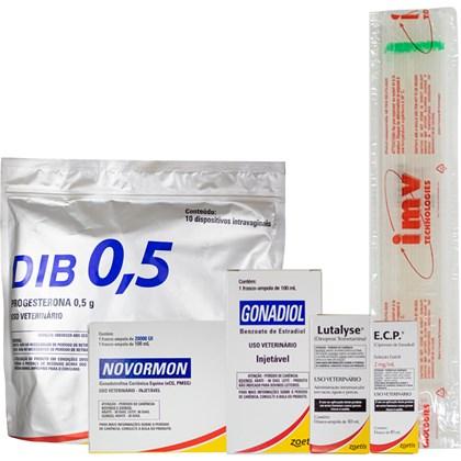 DIB Monodose 120 protocolos de IATF – Frete Grátis Sedex -  Zoetis
