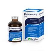 DICLOFENACO 50 ML - OURO FINO